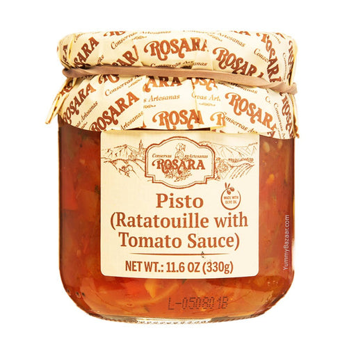 Rosara Pisto Spanish Ratatouille, 11.6 oz (330 g)