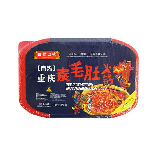 Chongqing Hot Pot, Self Heating by Sichuan King, 415.0 g (14.7 oz)