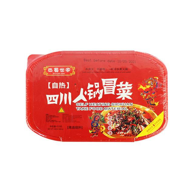 Sichuan Hot Pot, Self Heating by Sichuan King, 415.0 g (14.7 oz)