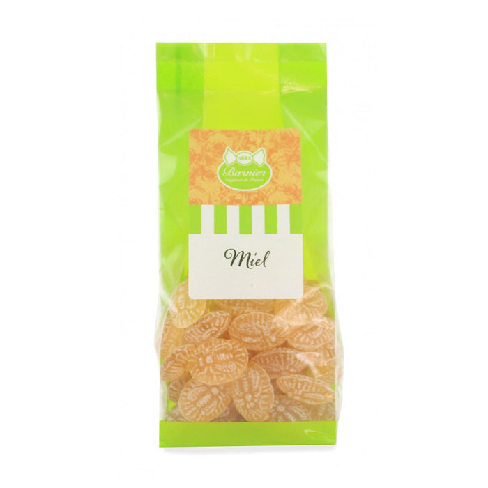 Barnier Honey-frosted Candies in Bag, 5.3 oz (150 g)