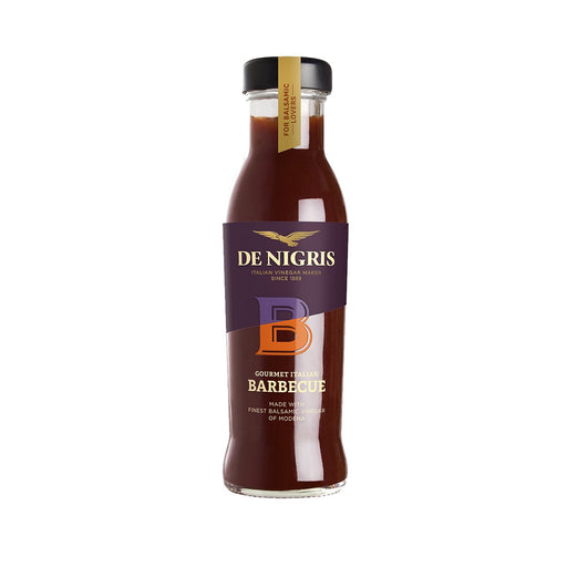 De Nigris Gourmet Italian Barbecue with Balsamic Vinegar of Modena, I.G.P., 10.1 oz (300 g)