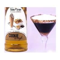 Sugar Free Cookie Dough Syrup by Jordan's Skinny Mixes, 25.4 fl oz (750 ml)