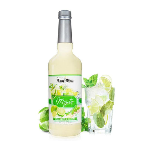 Skinny Mojito Mix by Jordan's Skinny Mixes, 32 fl oz (946.35 ml)
