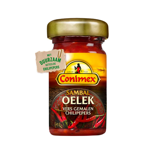 Conimex Sambal Oelek Chili Paste, 1.6 oz (46 g)