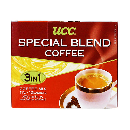 UCC Special Blend 3 in 1 Coffee, 5.9 oz (167.2622 g)