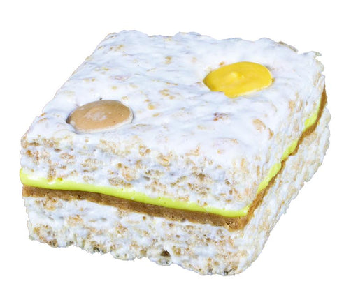 The Crispery Peanut Butter and Banana Marshmallow Rice Crispy Cake, 6 oz (170 g)