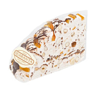 Quaranta Sliced Soft Nougat with Dark Chocolate and Candied Orange Peels, 5.8 oz (165 g)
