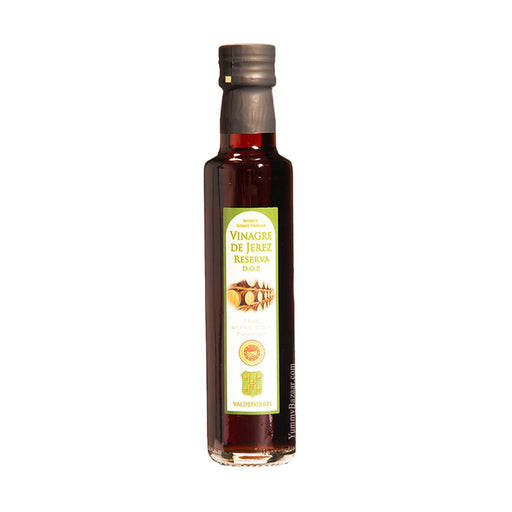 Valdeporres Reserve Sherry Wine Vinegar D.O.P, 8.5 fl oz (250 ml)