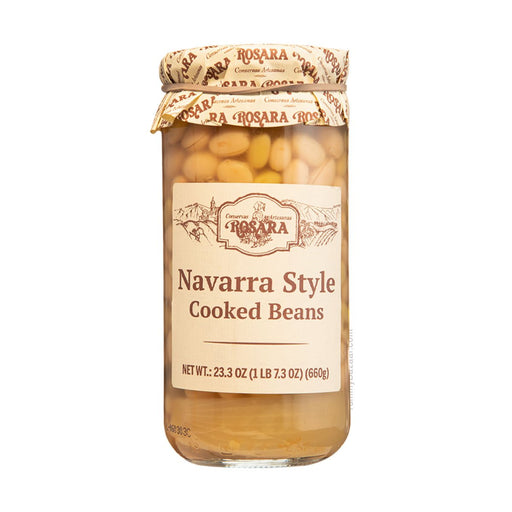Rosara Navarra Style Cooked Beans, 23.3 oz (660 g)