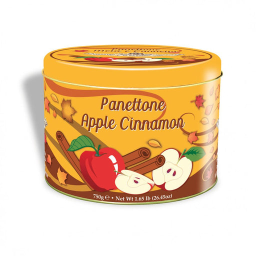 Chiostro di Saronno Panettone with Apple and Cinnamon, 26.5 oz (750 g)
