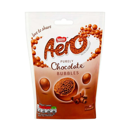 Nestle Aero Bubbles Milk Chocolate, 3.5 oz (102 g)