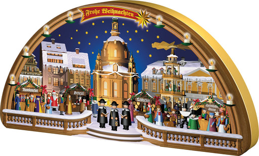 Stollen Bits Advent Calendar - Tin by Schlunder, 1 lb (480 g)
