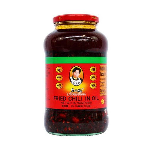 Lao Gan Ma Fried Chili in Oil, 25.8 oz (730.0 g)