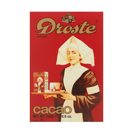 Droste Dried Cocoa Powder, 8.8 oz (250 g)