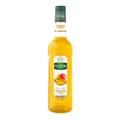 Teisseire Mangue Mango Syrup, 23.6 fl oz (700 ml)