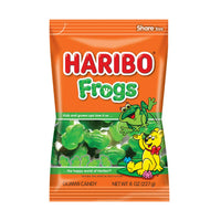 Haribo Frogs Gummy Candy, 5 oz (142 g)