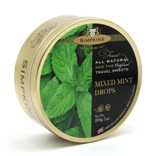 Simpkins Mixed Mint Drops, 7 oz (200 g)