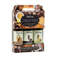 Classic Syrup Trio by Jordan's Skinny Mixes, 12.7 fl oz (375 ml)