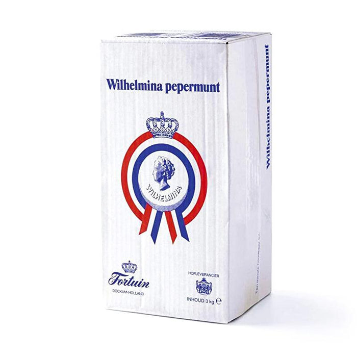 Wilhelmina Peppermint Bulk Pack, 6.38 lb (2.8 kg)