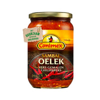 Conimex Sambal Oelek Chili Paste, 11 oz (375 g)