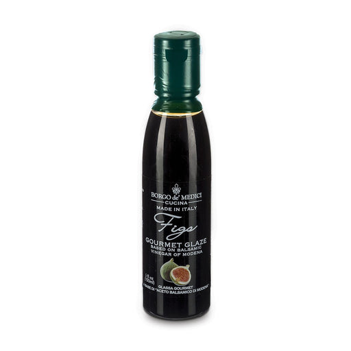 Borgo de Medici Fig Balsamic Gourmet Glaze, 5.1 fl oz (150 ml)