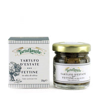 Tartuflanghe Summer Truffle Slices in Olive Oil, 1.2 oz (35 g)