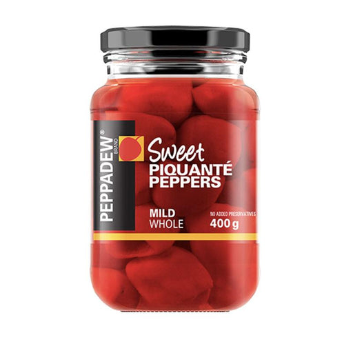 Peppadew Mild Picante Peppers, 14 oz 397 g