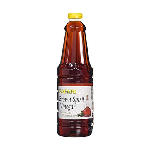 Safari South African Brown Spirit Vinegar, 25.4 oz. (750ml)