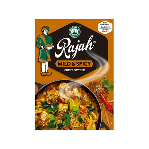 Rajah Mild and Spicy Curry Powder, 3.5 oz. (100g)