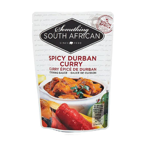 Something South African Spicy Durban Curry Sauce, 14.1 oz. (400g)