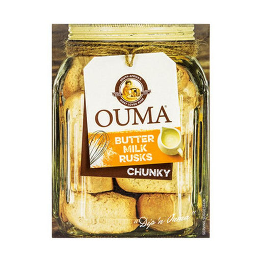 Ouma Buttermilk Rusks, 17.6 oz. (500g)