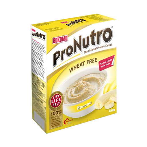 Bokomo Pronutro Wheat Free Banana Cereal, 17.6 oz. (500g)