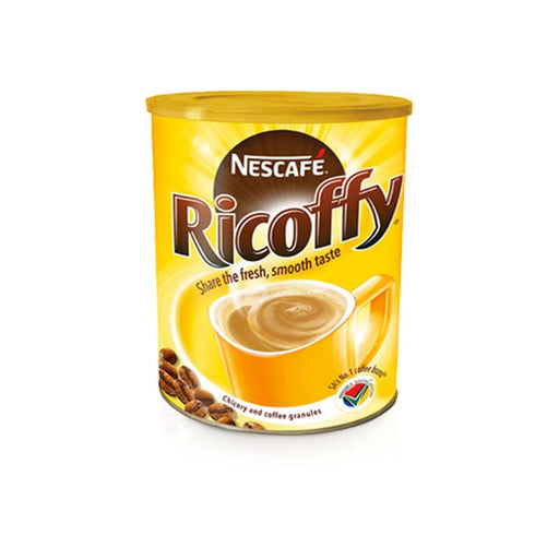 Nescafe Ricoffy Instant Coffee, 8.82 oz. (250g)