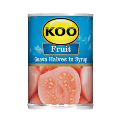 Koo Guava Halves in Syrup, 14.46 oz. (410g)