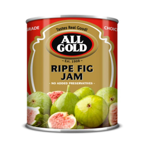 All Gold Ripe Fig Jam, 15.87 oz. (450g)