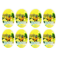Les Anis de Flavigny Lemon Flavored Anise Candy, 8-Pack