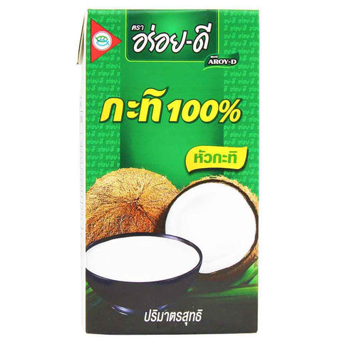 Aroy-D Coconut Milk (8.5 fl oz)