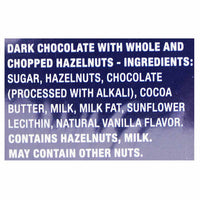 Baci Perugina Dark Chocolate with Hazelnuts (12 pcs)