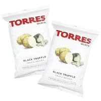 FREE Shipping | 3-Pack Torres Black Truffle Potato Chips, 3x1.4 oz
