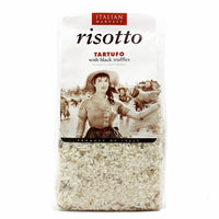 Riso Carena - Black Truffle Risotto 12 oz (340 g)