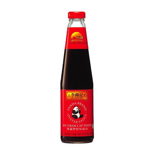 Panda Oyster Sauce, Stir Fry Secret Ingredient! by Lee Kum Kee, 18 oz (510g)