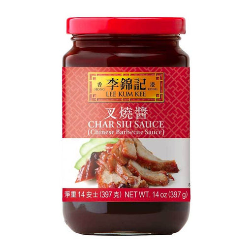 Char Siu Chinese Barbeque Sauce by LKK, 14oz (397g)