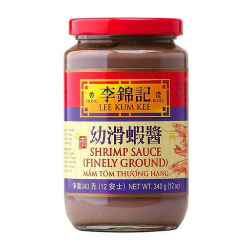 Shrimp Paste, Finely Ground Mam Tom, Essential for Dipping Sauce and Soups by LKK , 12 oz (340g)