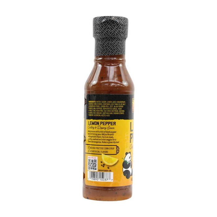 All Purpose Lemon Pepper Asian Sauce from LKK, 15 oz (425g)