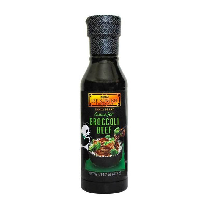 Ready Made Beef Broccoli Sauce for Easy Broccoli and Beef by LKK, 14.7 oz (417g)