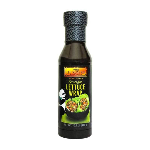 Chicken Lettuce Wrap Sauce, for Delicious Asian Lettuce Wraps by LKK, 15.7 oz (445g)