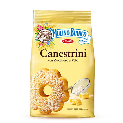Canestrini Cookies by Mulino Bianco, 7 oz