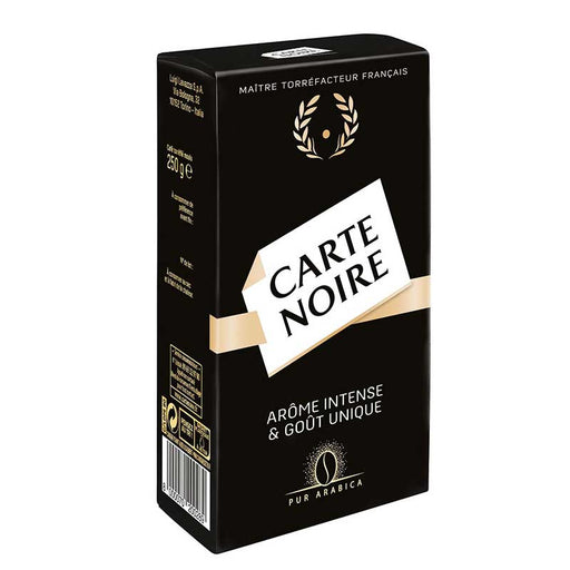 Carte Noire Coffee Ground Arabica, from France 8.8 oz. (250g)
