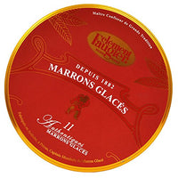 Clement Faugier Marrons Glaces Candied Chestnuts
