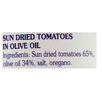 Coluccio Sun-dried Tomatoes in Olive Oil 6.3 oz. (180g)